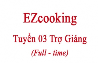 Trợ giảng Full - time